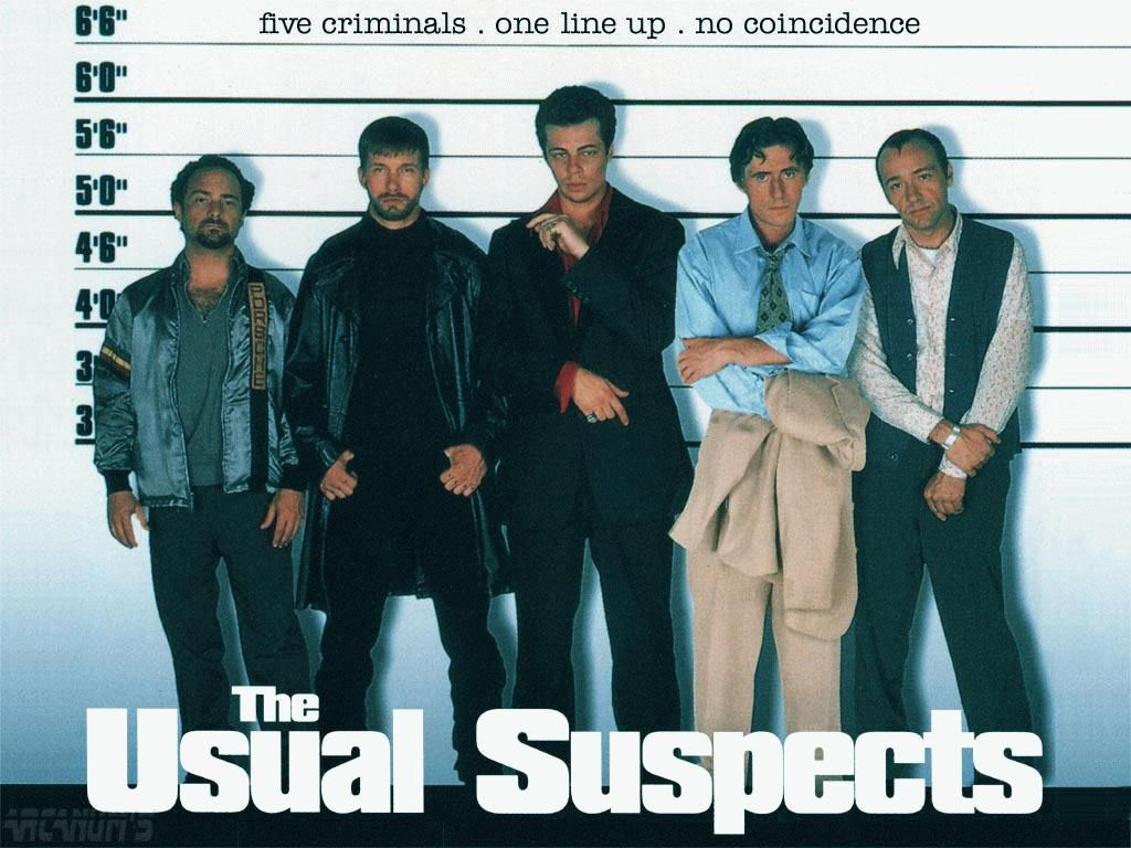 Encephalon #48: The Usual Suspects « Neuroanthropology