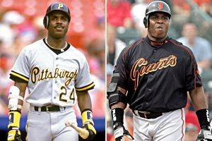 Barry Bonds Pumped Up