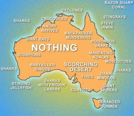 Cultural tips firstly you will need this map of australia