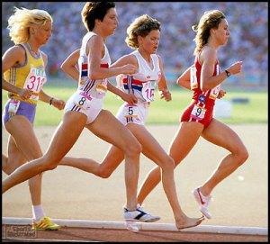 1984 Women's 3000 meter