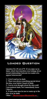 LoadedQuestion