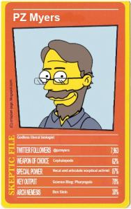 PZ Myers Simpsonized (hey, from his own site)