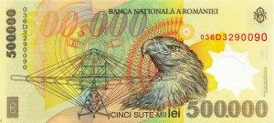 500000 Romania