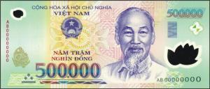 500000 Vietnam